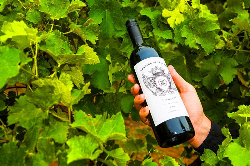 Gallery Wine Bottle